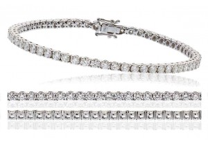 LADIES DIAMOND BRACELET FROM 1.00CT TO 6.00CT REF:GP630