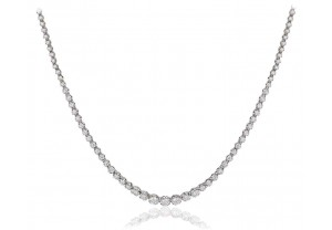 LADIES DIAMOND NECKLACE FROM 3.00CT TO 7.00CT REF:GP582