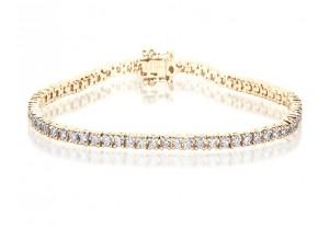 LADIES DIAMOND BRACELET 6.00CT REF:GP631