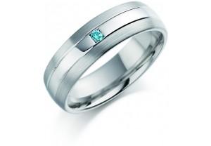 LADIES FANCY COLOUR DIAMOND RING REF:GP2949
