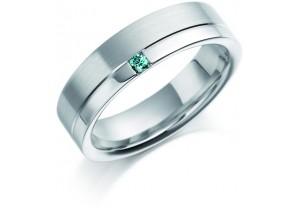 LADIES FANCY COLOUR DIAMOND RING  0.05CT REF:GP2951