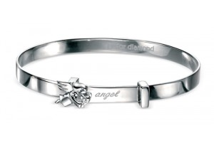 Angel Diamond Baby Bangle REF:GP4119