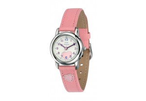 D For Diamond Girls Pink Watch REF:GP4131
