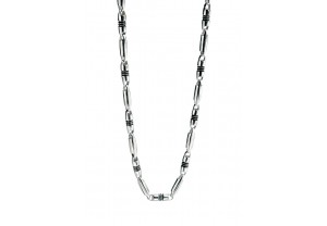OVAL LINK NECKLACE  REF:GP2492