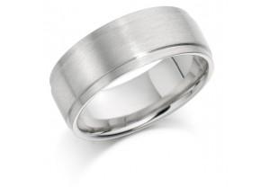 GENTS WEDDING RING REF:GP2347
