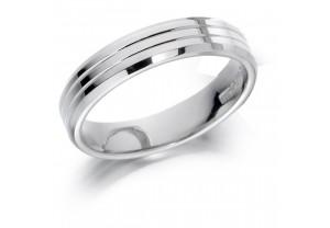 GENTS WEDDING RING REF:GP2348