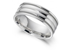 GENTS WEDDING RING REF:GP2350