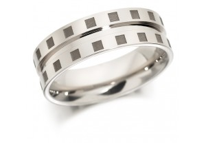 GENTS WEDDING RING REF:GP2352