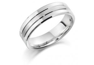 GENTS WEDDING RING REF:GP2353