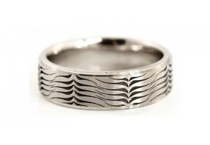 GENTS PATTERNED RING REF:GP2902