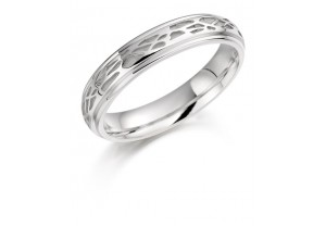 GENTS PATTERNED RING REF:GP2909