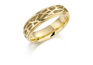GENTS PATTERNED RING REF:GP2910