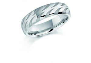 GENTS PATTERNED RING REF:GP2911