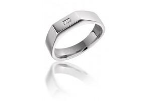 GENTS DIAMOND SIGNET RING 0.06CT REF:GP2913